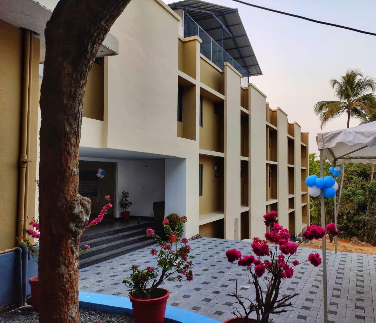 New Hostel Blessing