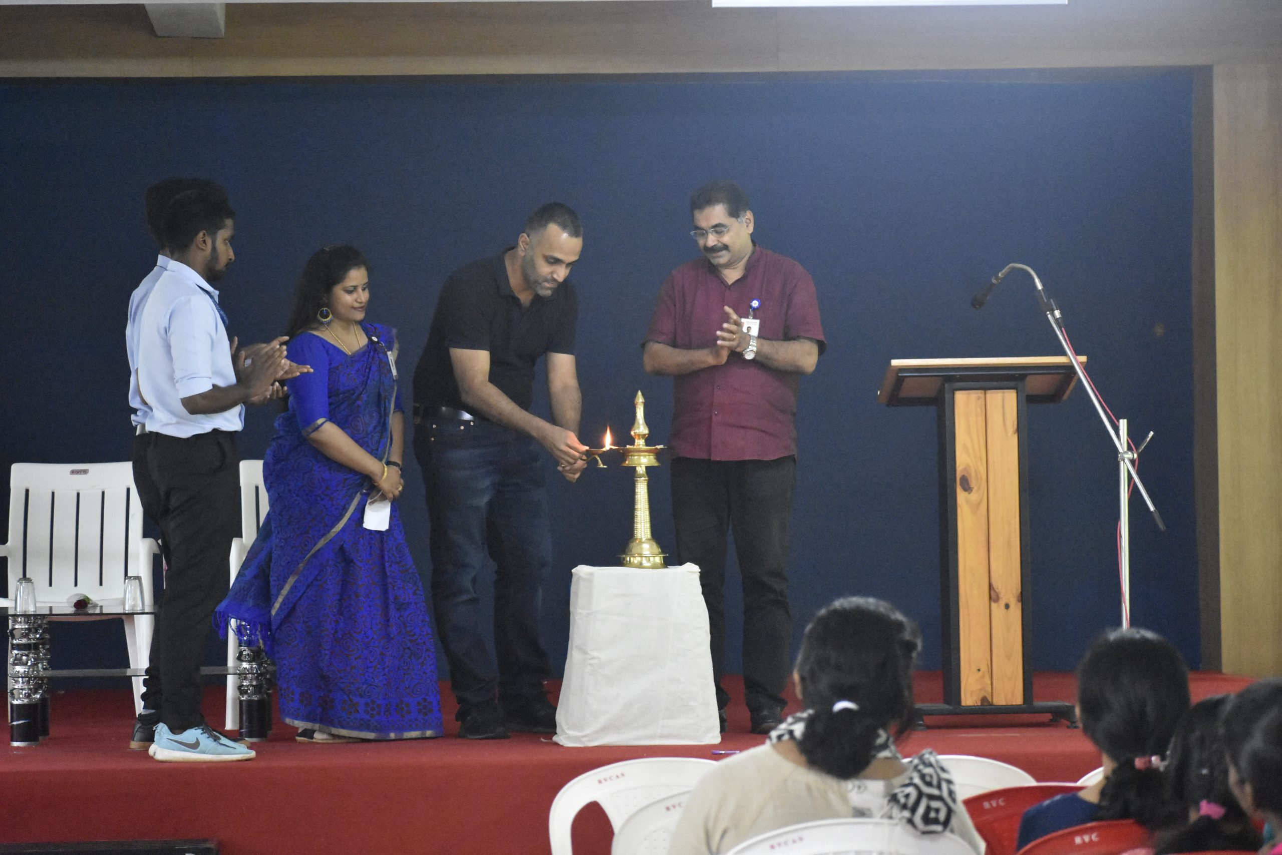 Speaker's Club Inauguration