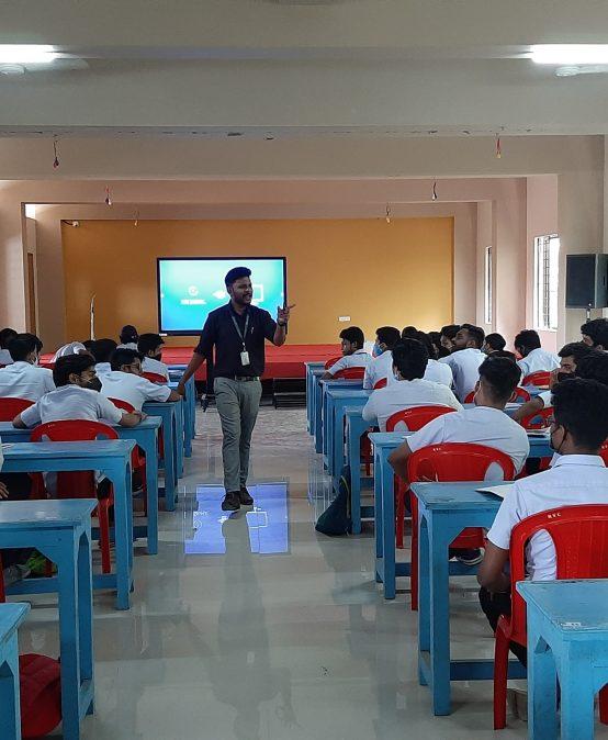 Special Training for Exam